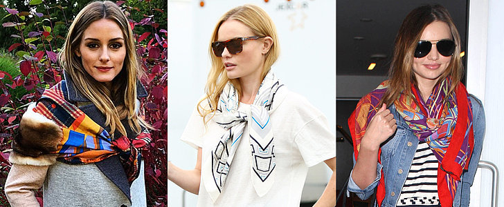 5 Times the Stars Outsmarted Us With Their Scarves