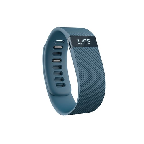 The new Fitbit Charge ($130) is a fitness-loving dad's dream come true. With real-time fitness stats, all-day activity tracking, sleep-pattern detection, and caller ID, it's easy to see why.