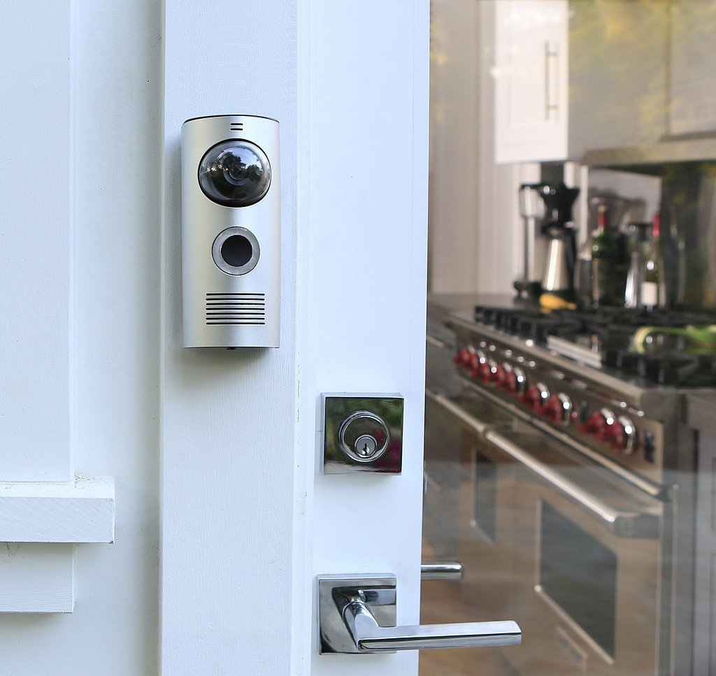 To build the ultimate smart home, gift him this smart doorbell ($199) that will let him see and talk to visitors from smartphones or tablets, no matter where he is. It features night vision abilities and adjustable camera angles.