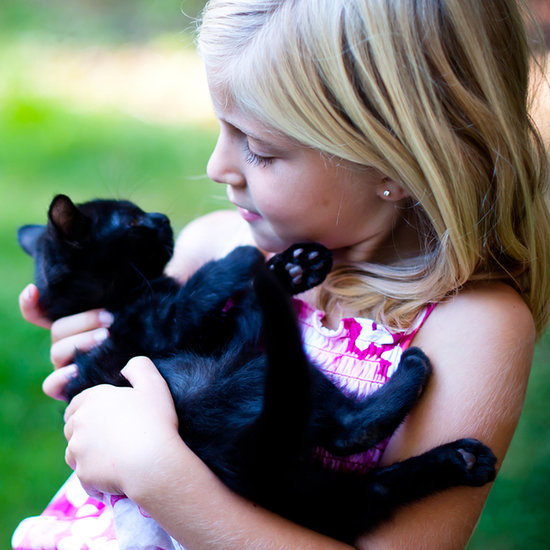 Cute as a Kitten! Sweet Snaps of Kids and Their Cats