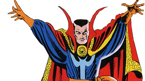 Meet Doctor Strange, Complete With Benedict Cumberbatch