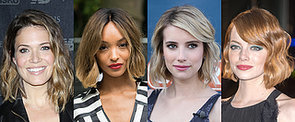 Spring's Best Textured Bobs, Wavy Lobs, and Shoulder-Skimming Cuts