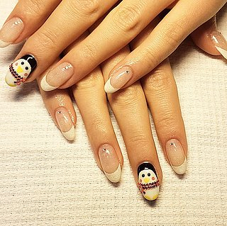 DIY Nail Art Ideas Holiday 2014