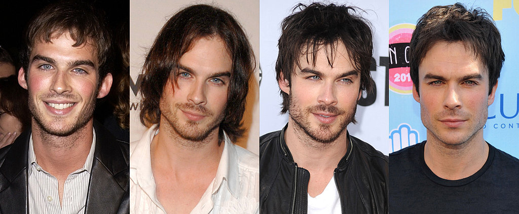 Proof That Ian Somerhalder Just Keeps Getting Hotter