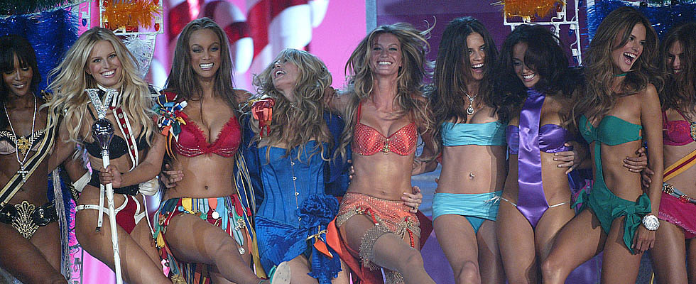 The 26 Best Victoria's Secret Moments of All Time