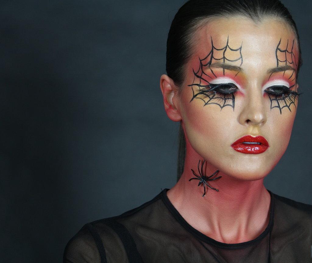 Halloween Makeup Skull Bambi Cleopatra Napoleon Perdis | POPSUGAR Beauty Australia