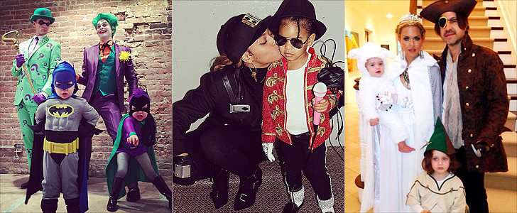 These Celeb Kids Had the Best Halloween Ever