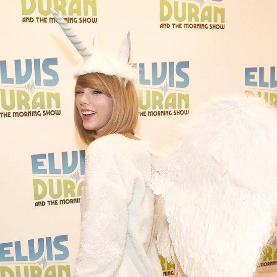 Taylor Swift's Pegacorn Halloween Costume 2014 | Photos