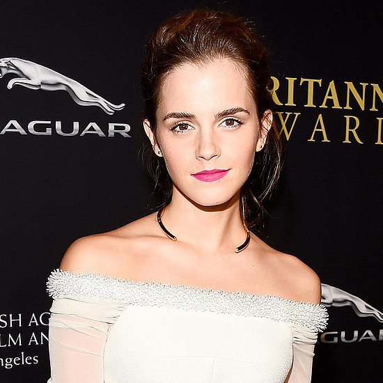 Celebrities at the 2014 BAFTA Awards: Emma Watson