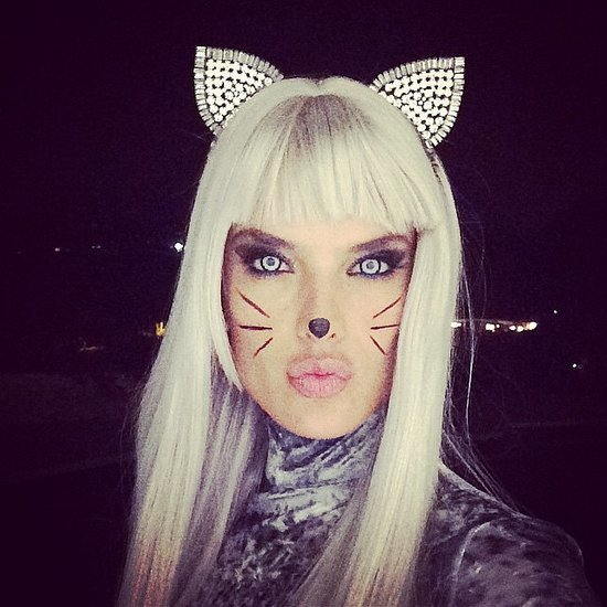 Celebrity Instagram Pictures For Halloween 2014