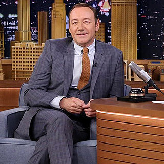 Kevin Spacey's Celebrity Impressions on The Tonight Sh