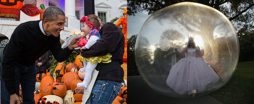 Trick-or-Treating at the White House Is a Totally Different Ball Game