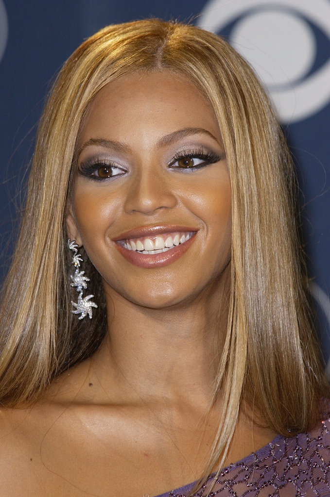 February 2002 | 80+ Pictures That Prove Beyoncé Has Changed a Lot ... Beyonce Knowles