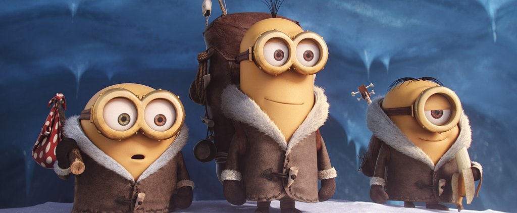 The Minions Trailer Is So Adorable You'll Need to Watch It More Than Once