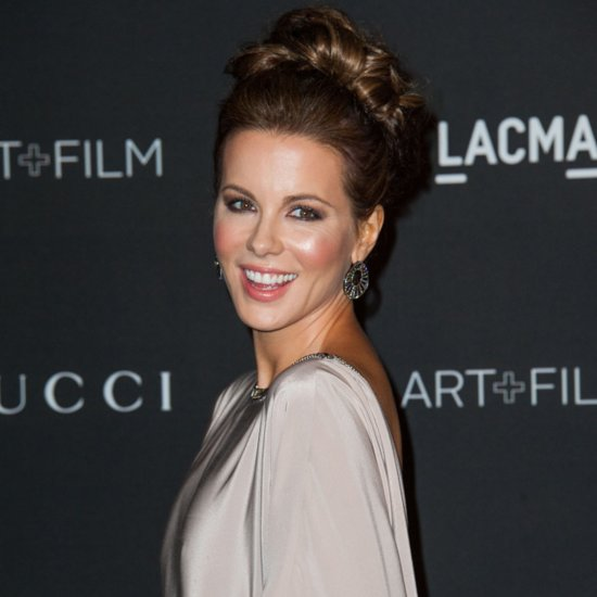 Kate Beckinsale in Gucci at the 2014 LACMA Art + Film Gala
