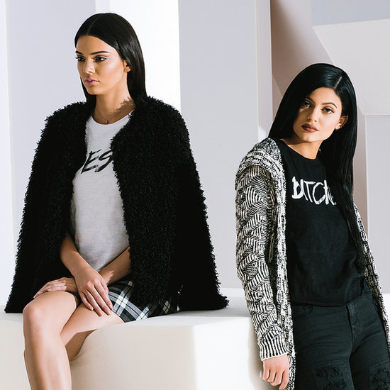 Kendall and Kylie Jenner PacSun Holiday 2014 Collection