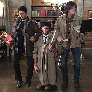 The Supernatural Cast's Halloween Costume 2014