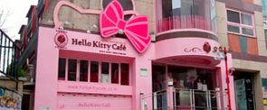OMG, the Hello Kitty Cafe of Your Dreams Is Coming to the US