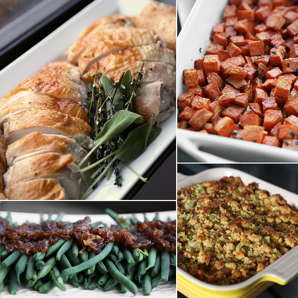 Thanksgiving For First-Time Hostesses