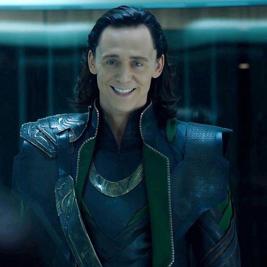 Tom Hiddleston as Loki GIFs