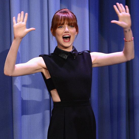 Funny Emma Stone GIFs