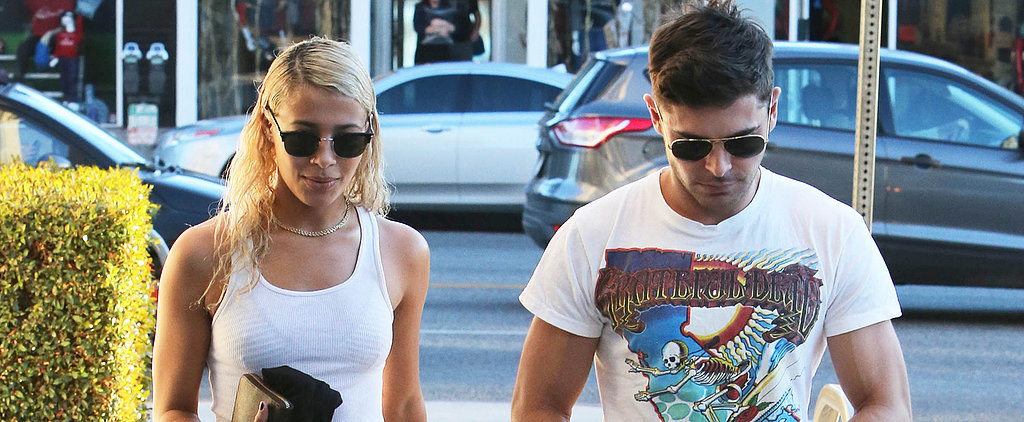 Zac Efron and His Girlfriend Make a Hot Matching Appearance