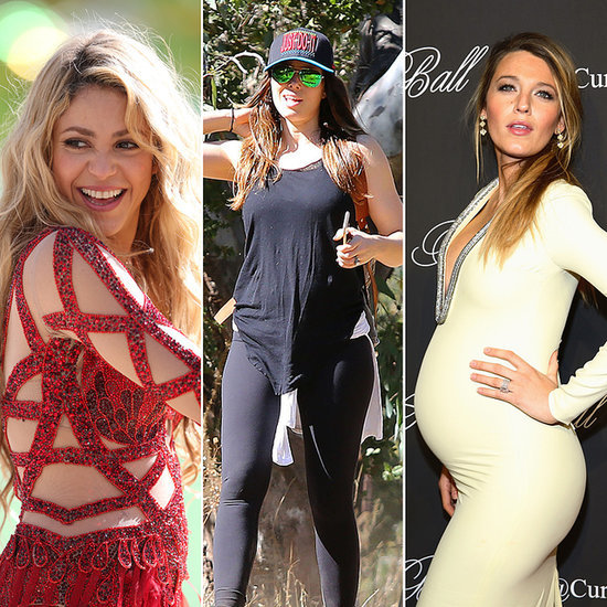 11 Celebrities Who Are Pregnant Right Now