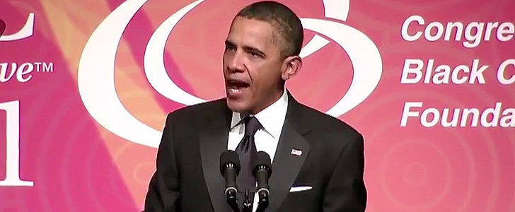 "Even President Obama's Trying His Hand at Singing ""Shake It Off"""