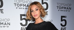 Beyoncé's Gold Highlighter Makes Her Skin Look Flawless