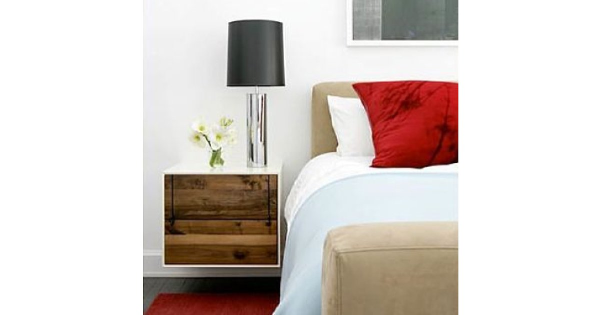 Do You Have A Wall Mounted Nightstand Popsugar Home