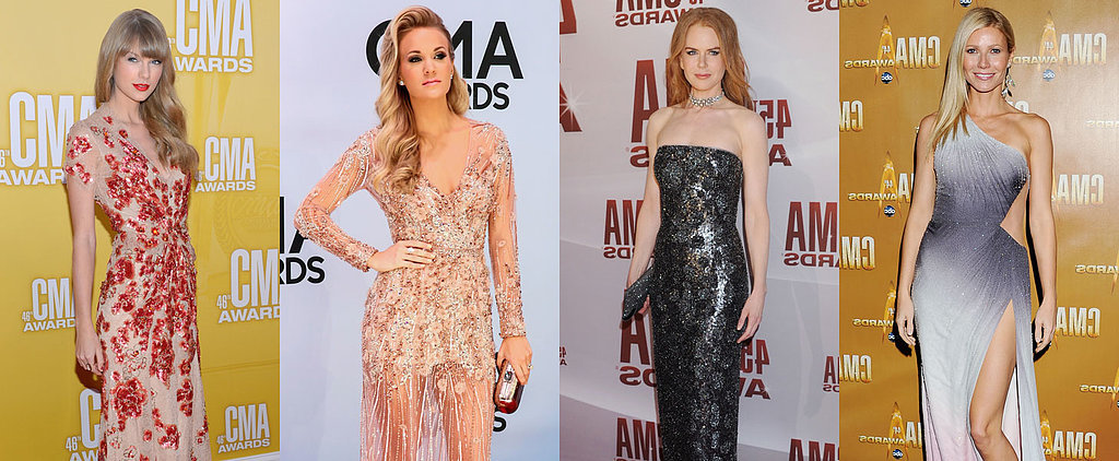 See All the Red Carpet Magic From CMA Awards Past