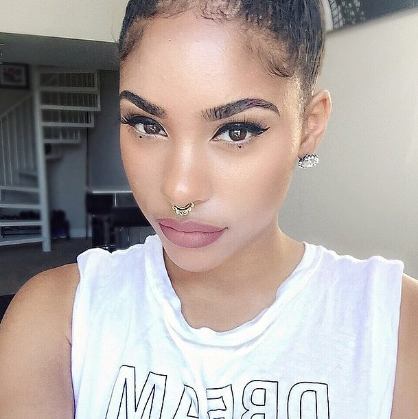 how to get instgram brows