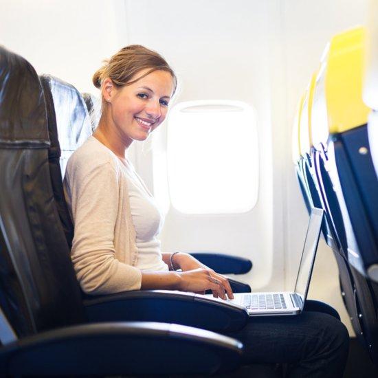 Leg Exercises to Do While Flying