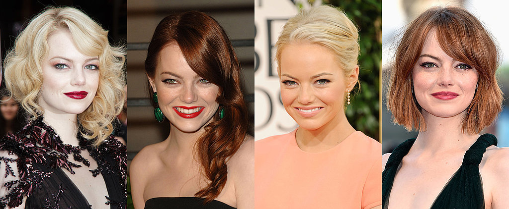 25 Times We Wanted Birthday Girl Emma Stone's Hair