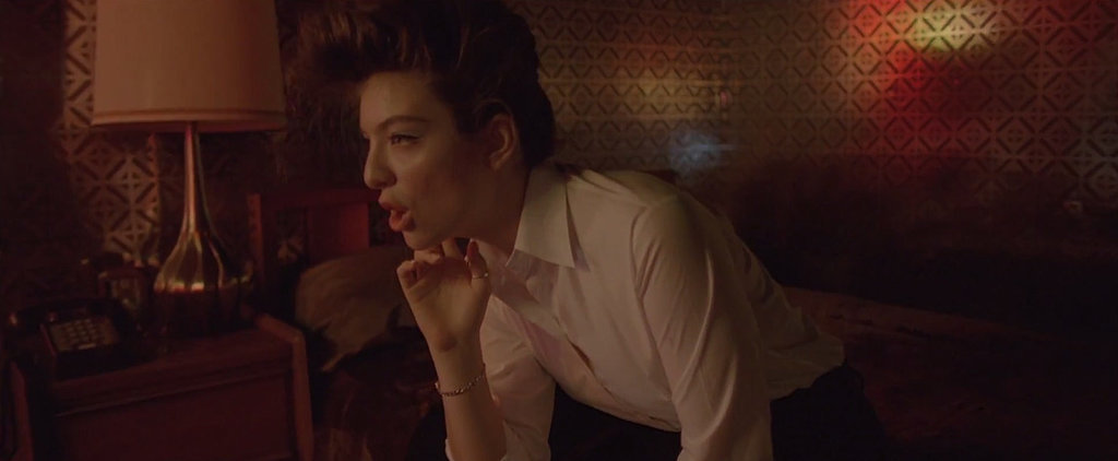"""Lorde's New Music Video For Mockingjay's """"Yellow Flicker Beat"""" Is Here"""
