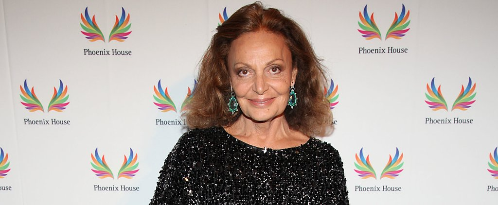 Diane von Furstenberg's New Memoir Has Officially Hit the Shelves