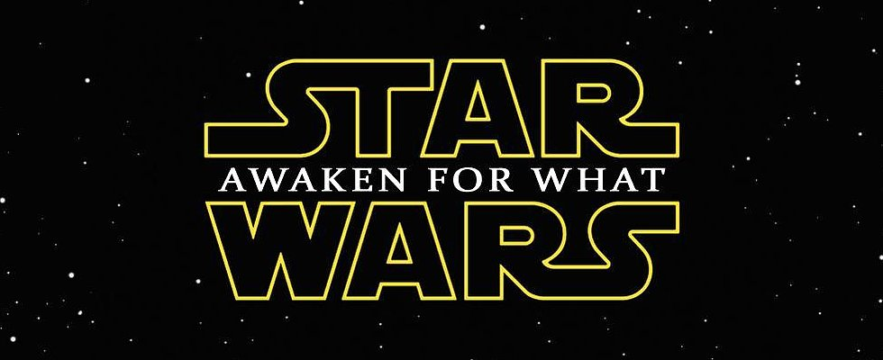 The Internet Has Some Fun With the New Star Wars Title