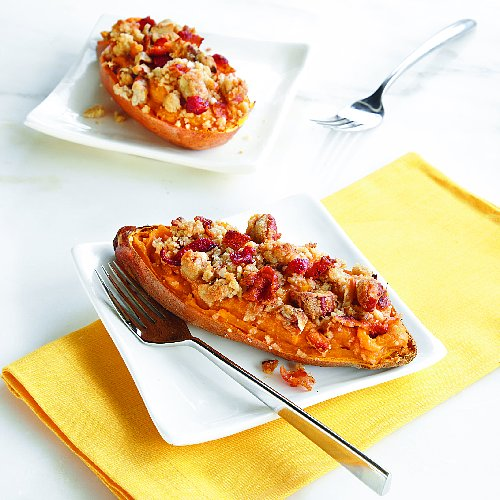 The Sweetest Sweet Potato Side Dish