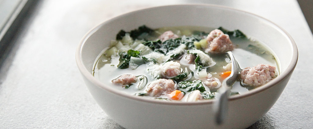 Consider This Kale and White Bean Soup Your Dreary Day Dinner Prescription