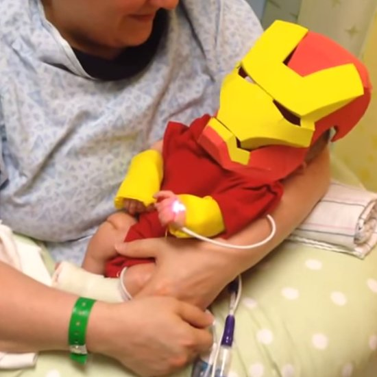 Baby Iron Man Costume | Video