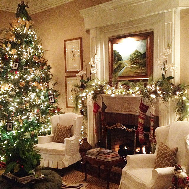 Home Decor For Christmas Holidays: Traditional Holiday Decorating Ideas