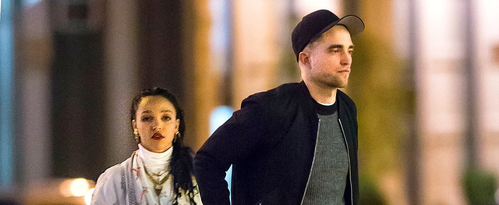 Robert Pattinson and FKA Twigs Bring Their Love to the Big Apple