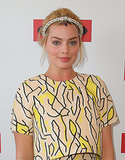 Margot Robbie at Stakes Day 2014