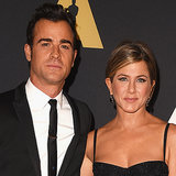 Jennifer and Justin Have a Hollywood Date Night at the Governors Awards