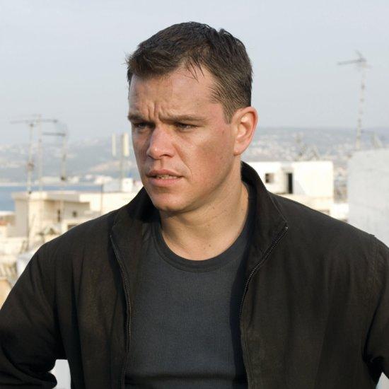Matt Damon Rumored to Be Starring in New Bourne Movie