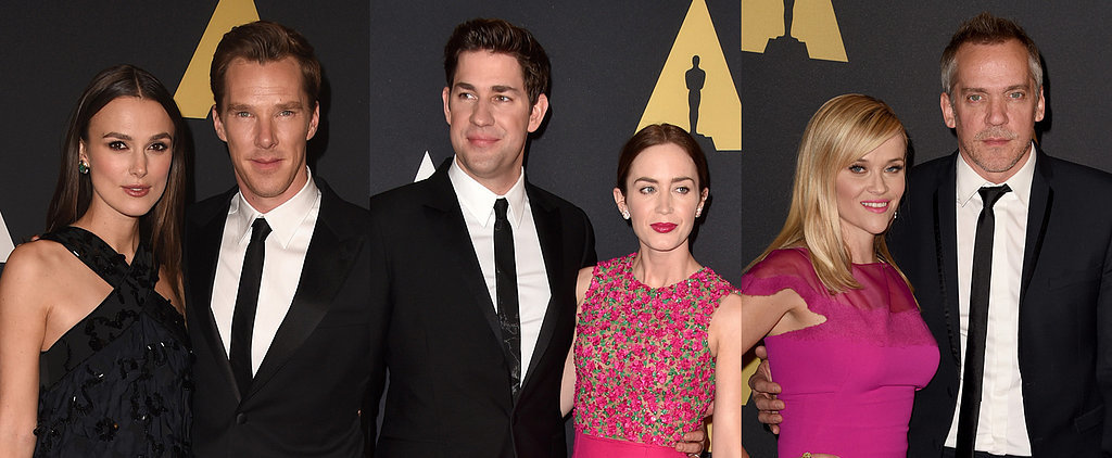 Celebrities Get a Head Start on Award Season at the Governors Awards