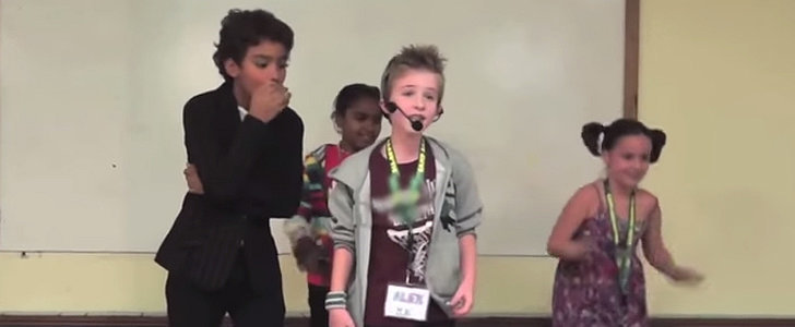 Watch: An 8-Year-Old's Powerful Rap About Being Transgender