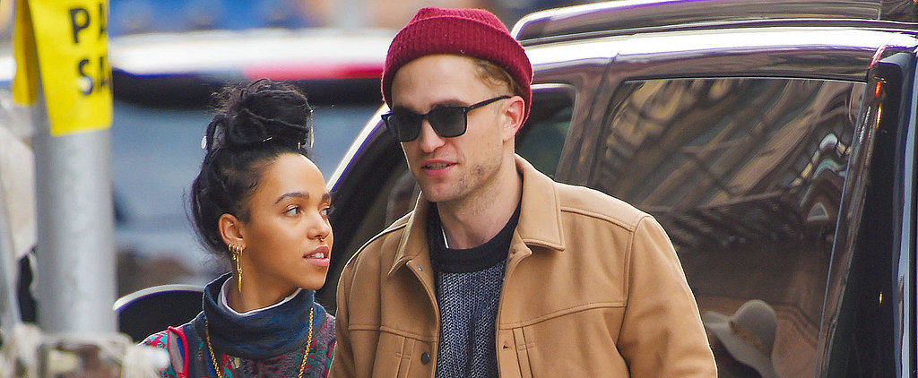 Robert Pattinson Is Quite the Gentleman Around FKA Twigs