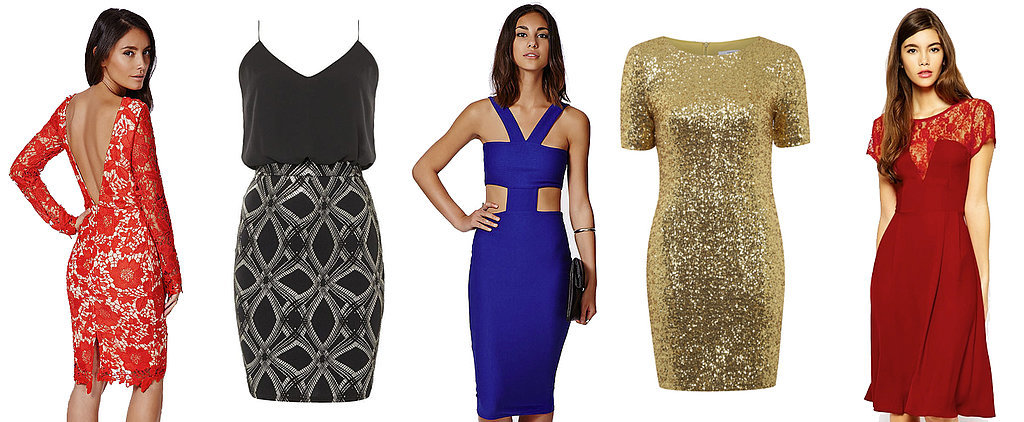 50 Perfect Party Dresses For £50 and Under