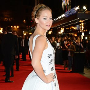 Jennifer Lawrence at Mockingjay Part 1 World Premiere Photos